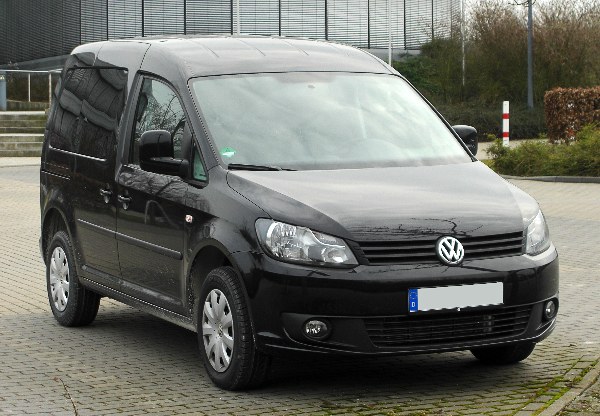 Volkswagen Caddy 1.6 2011 photo - 3