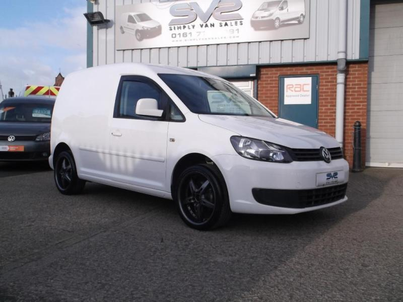 Volkswagen Caddy 1.6 2011 photo - 8