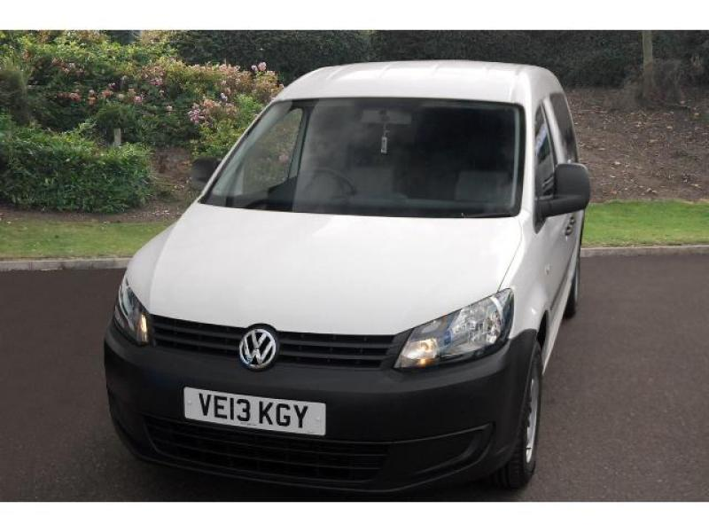 Volkswagen Caddy 1.6 2013 photo - 12