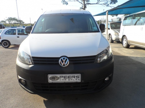Volkswagen Caddy 1.6 2013 photo - 2