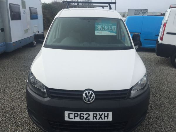 Volkswagen Caddy 1.6 2013 photo - 3