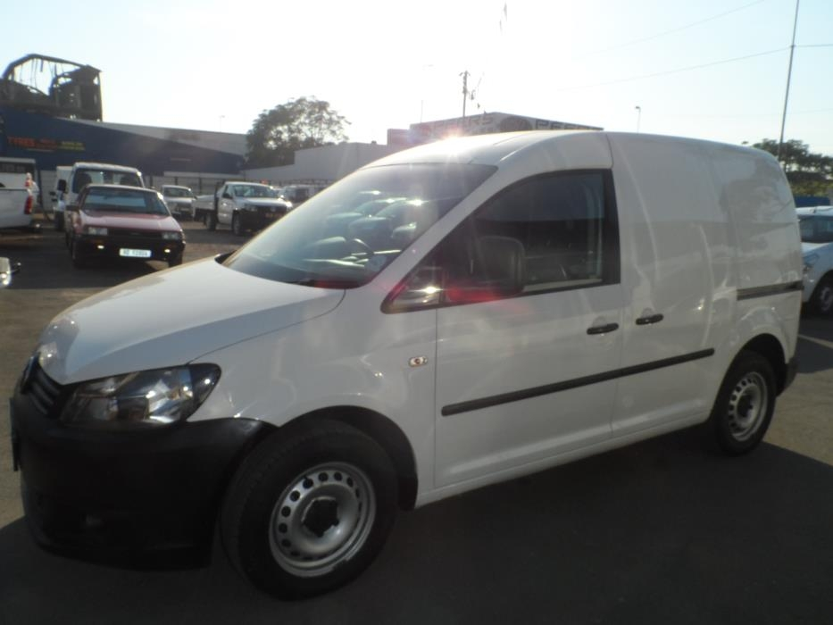 Volkswagen Caddy 1.6 2013 photo - 4