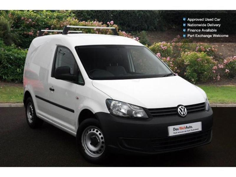 Volkswagen Caddy 1.6 2013 photo - 5