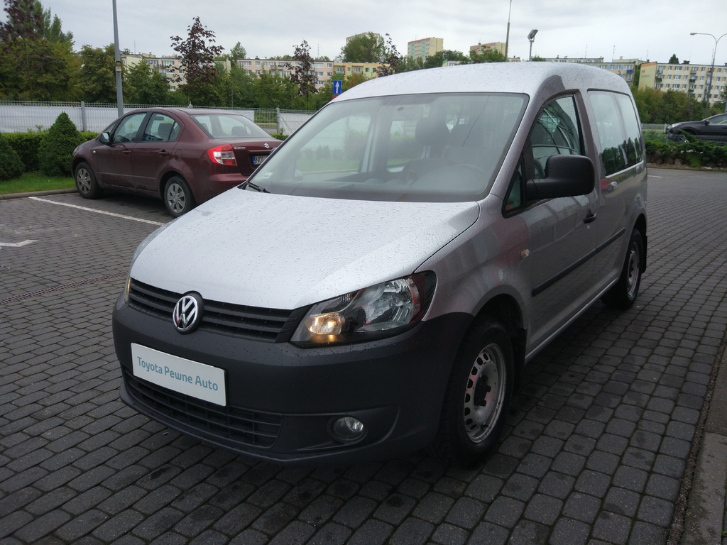 Volkswagen Caddy 1.6 2013 photo - 8
