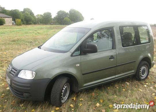 Volkswagen Caddy 1.7 2000 photo - 11