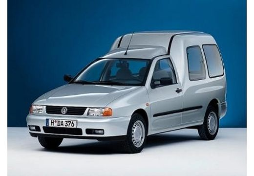 Volkswagen Caddy 1.7 2000 photo - 8