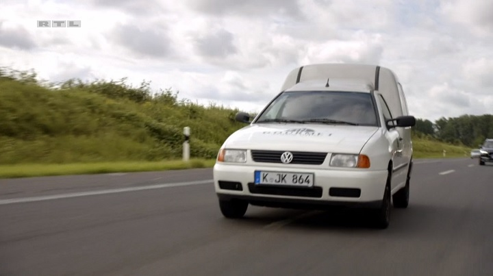 Volkswagen Caddy 1.9 1996 photo - 1
