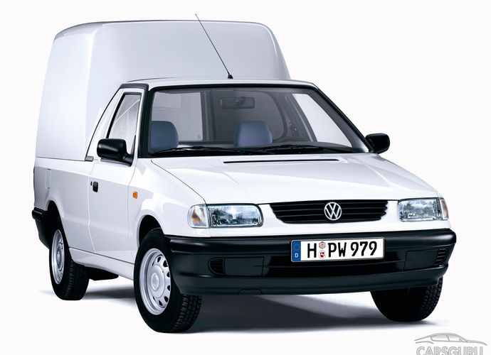 Volkswagen Caddy 1.9 1996 photo - 11