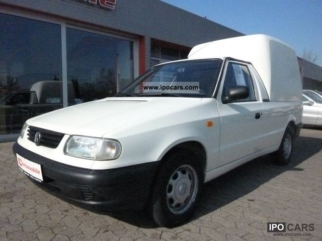 Volkswagen Caddy 1.9 1996 photo - 3