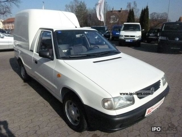 Volkswagen Caddy 1.9 1996 photo - 4