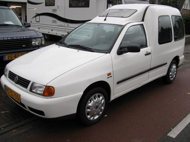 Volkswagen Caddy 1.9 1996 photo - 6