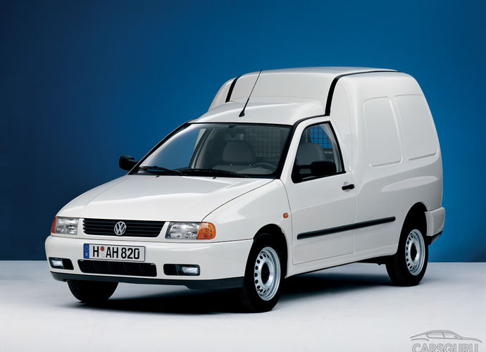 Volkswagen Caddy 1.9 1996 photo - 9