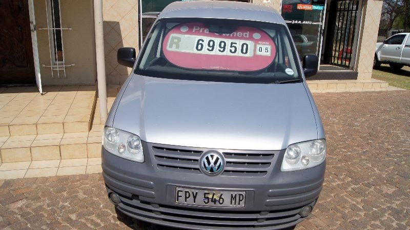Volkswagen Caddy 1.9 2005 photo - 10