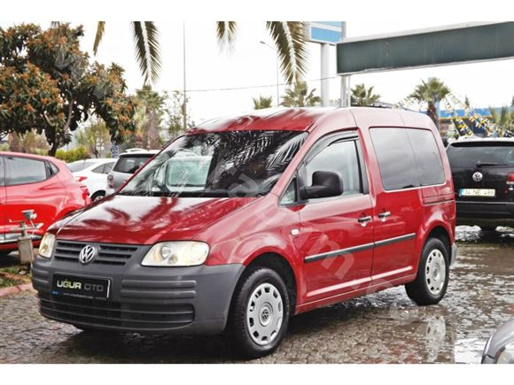 Volkswagen Caddy 1.9 2005 photo - 12