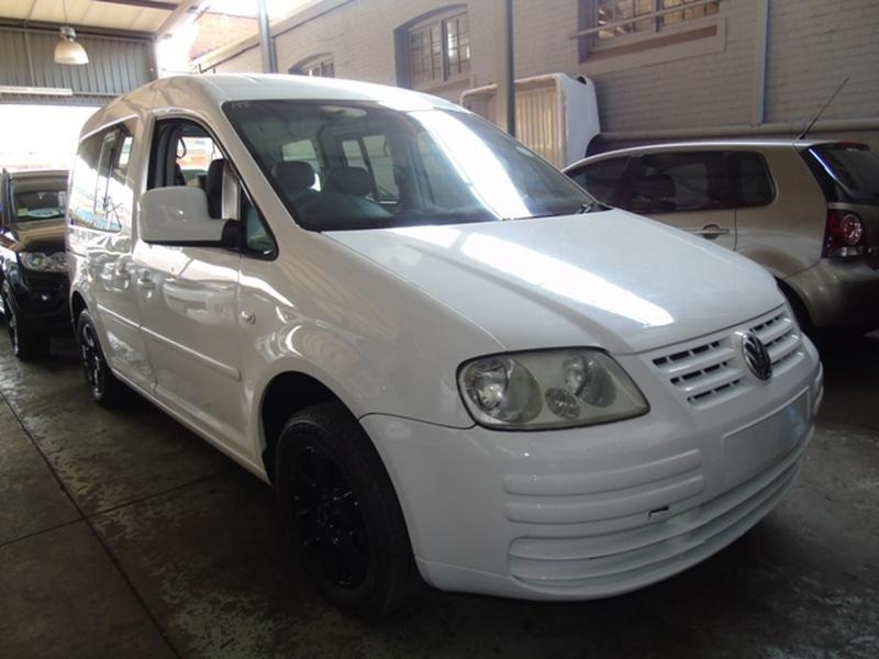 Volkswagen Caddy 1.9 2005 photo - 5