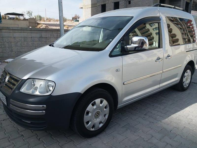 Volkswagen Caddy 1.9 2008 photo - 10