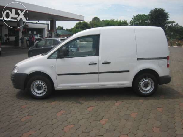 Volkswagen Caddy 1.9 2008 photo - 2