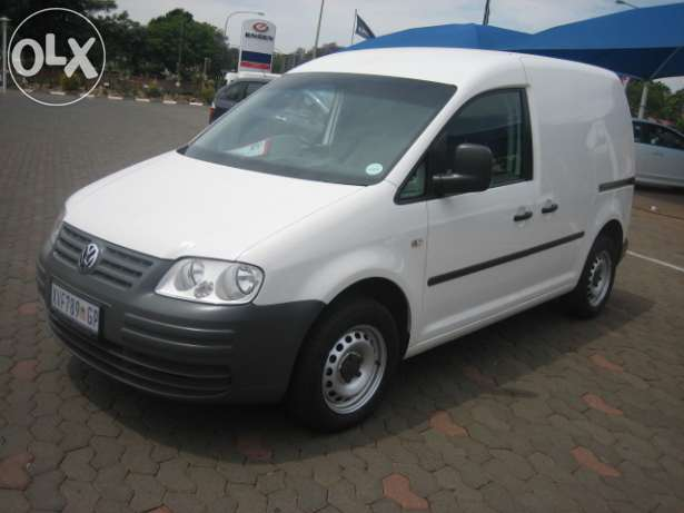 Volkswagen Caddy 1.9 2008 photo - 4