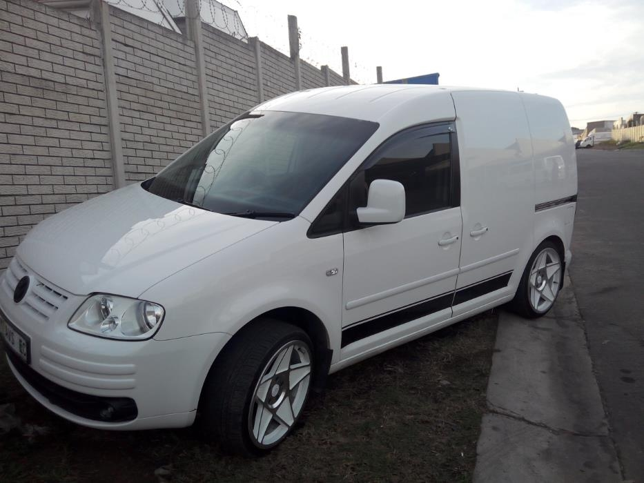 Volkswagen Caddy 1.9 2008 photo - 5