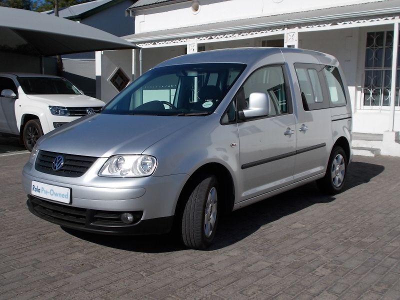 Volkswagen Caddy 1.9 2008 photo - 6