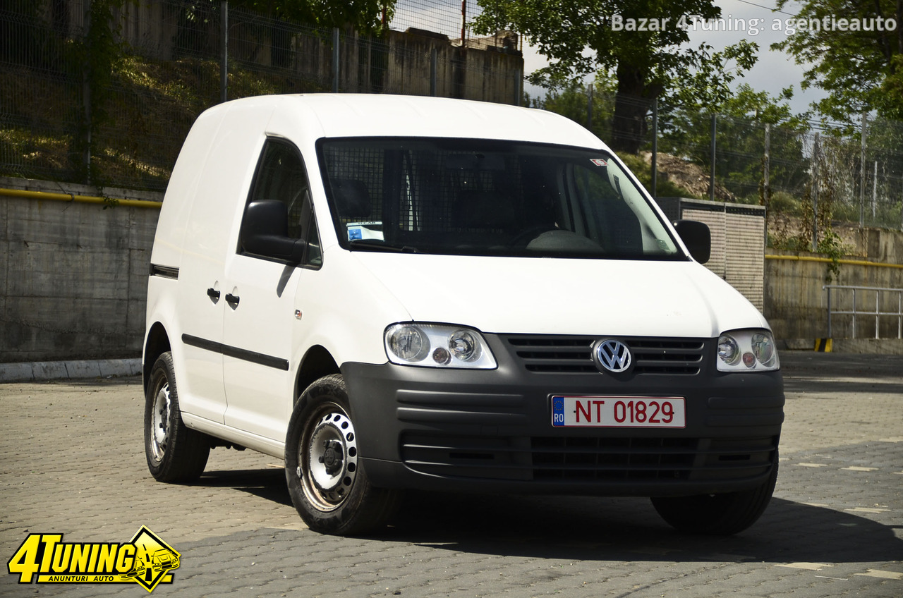 Volkswagen Caddy 1.9 2008 photo - 7