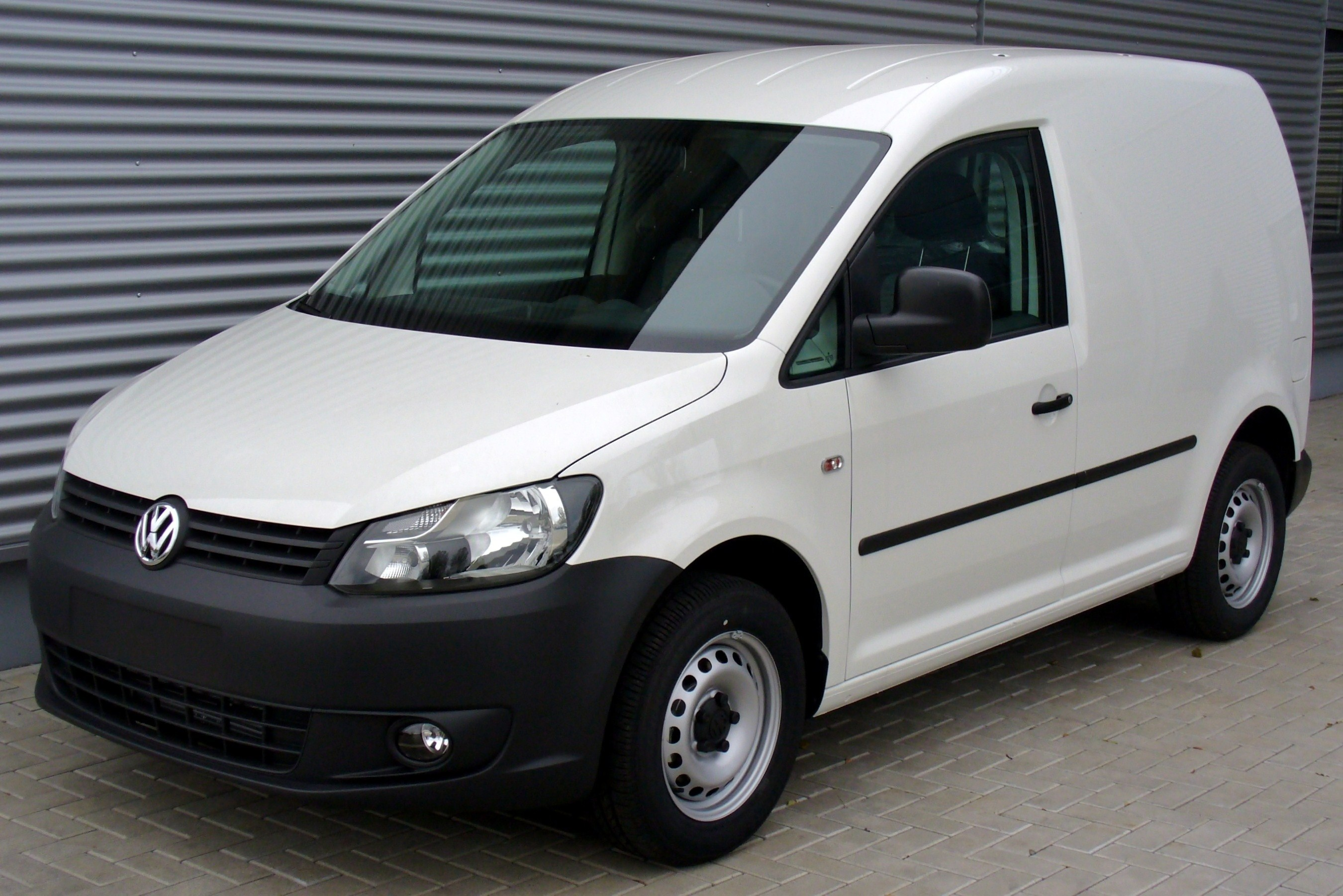Volkswagen Caddy 1.9 2013 photo - 1