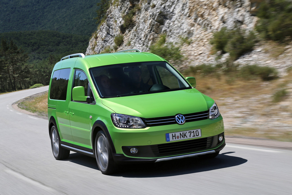 Volkswagen Caddy 1.9 2013 photo - 10