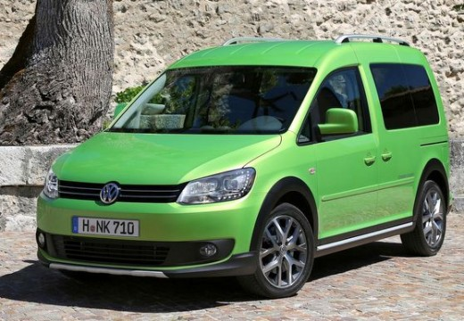 Volkswagen Caddy 1.9 2013 photo - 5