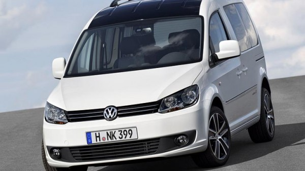 Volkswagen Caddy 1.9 2013 photo - 8