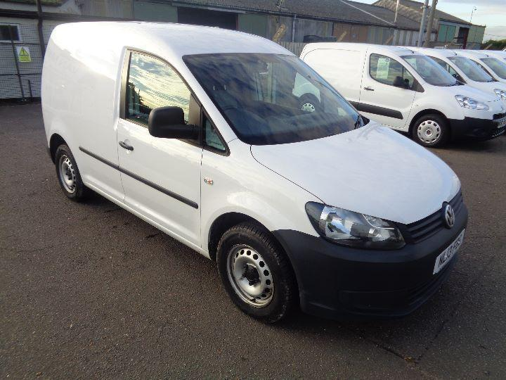 Volkswagen Caddy 1.9 2013 photo - 9