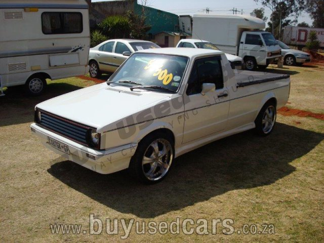 Volkswagen Caddy 2.0 1992 photo - 2
