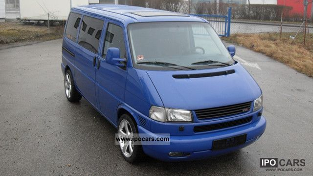 Volkswagen Caravelle 1.9 1999 photo - 3