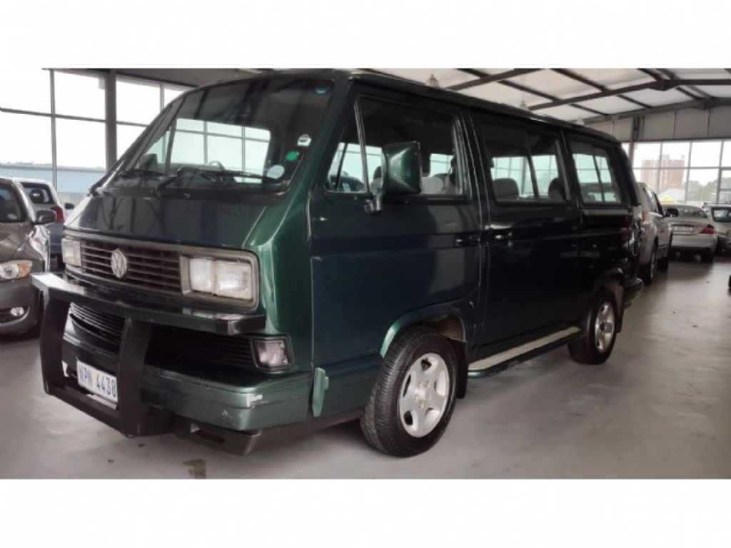 Volkswagen Caravelle 1.9 2000 photo - 5