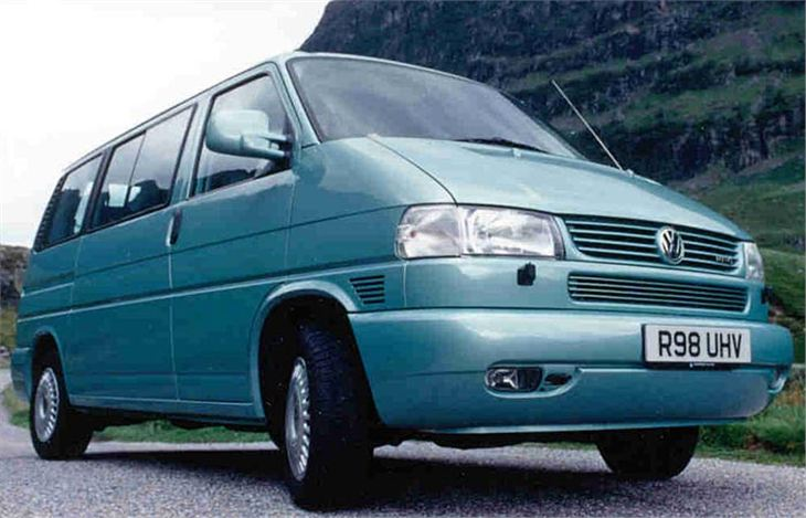Volkswagen Caravelle 1.9 2000 photo - 6