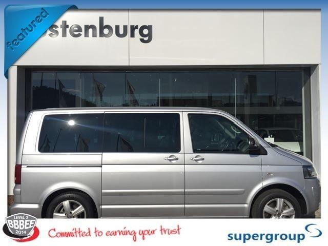 Volkswagen Caravelle 2.0 2002 photo - 1