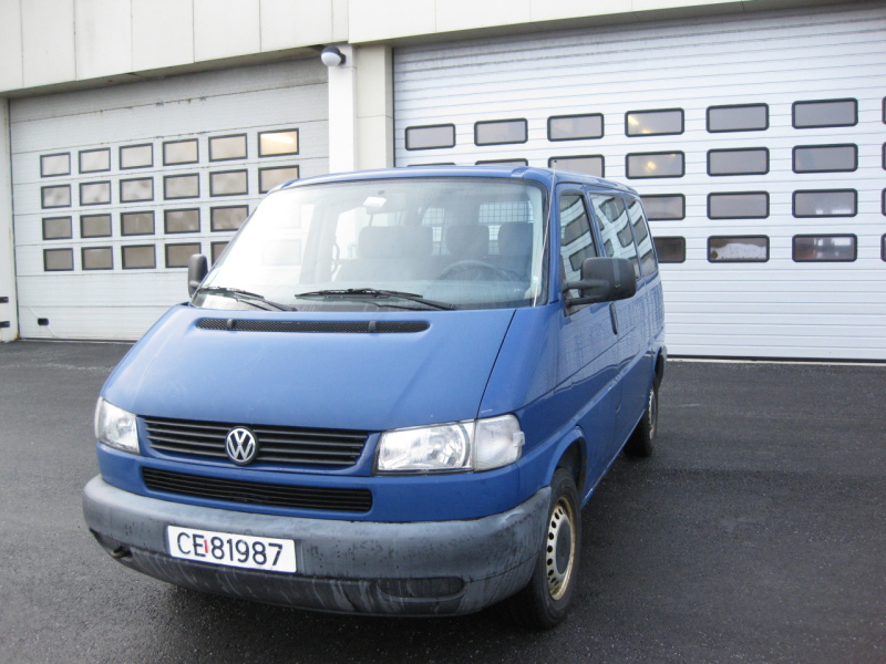 Volkswagen Caravelle 2.4 1997 photo - 11
