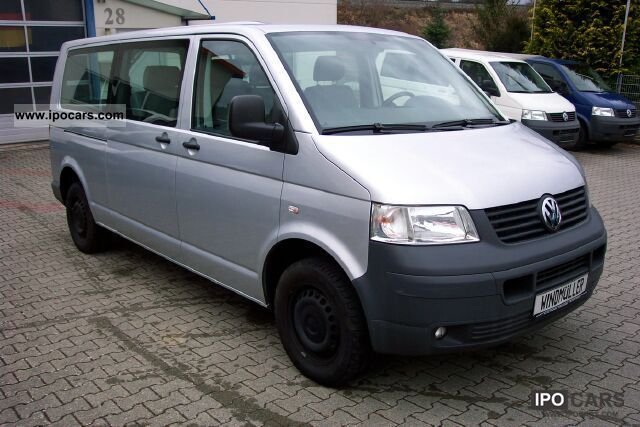 Volkswagen Caravelle 2.5 2008 photo - 1