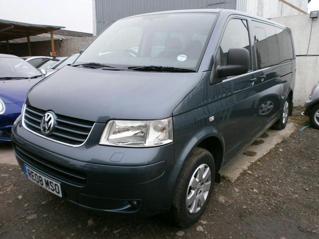 Volkswagen Caravelle 2.5 2008 photo - 10