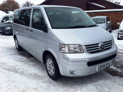 Volkswagen Caravelle 2.5 2008 photo - 5