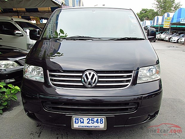 Volkswagen Caravelle 2.5 2008 photo - 7