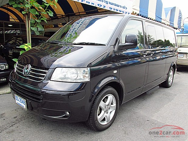 Volkswagen Caravelle 2.5 2008 photo - 8