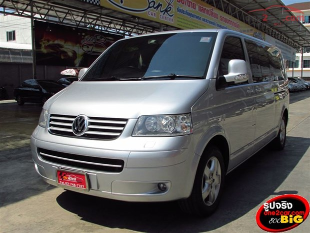 Volkswagen Caravelle 3.2 2009 photo - 4