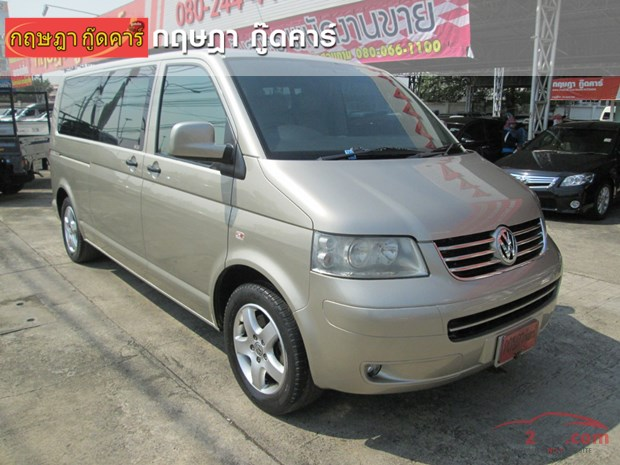 Volkswagen Caravelle 3.2 2009 photo - 8