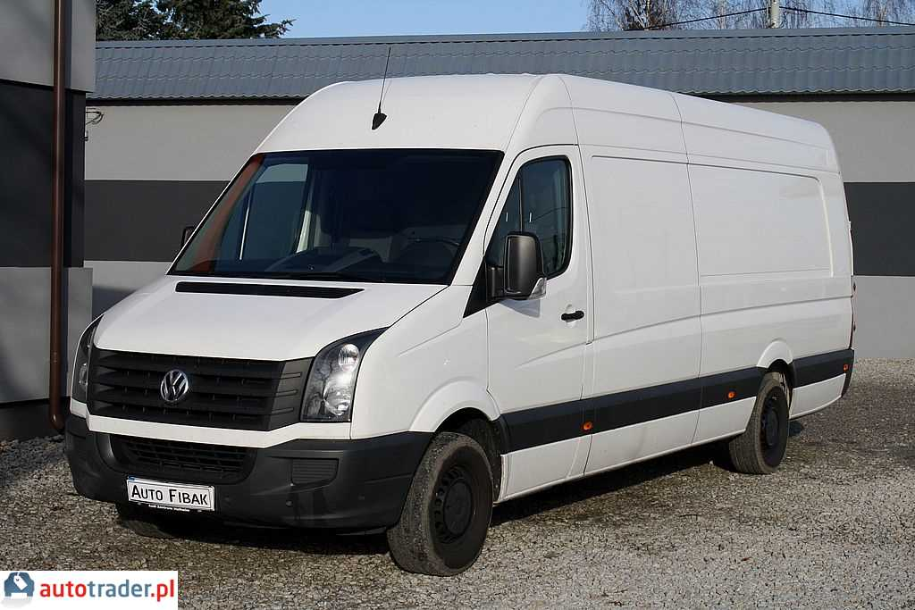Volkswagen Crafter 2.0 2012 photo - 3