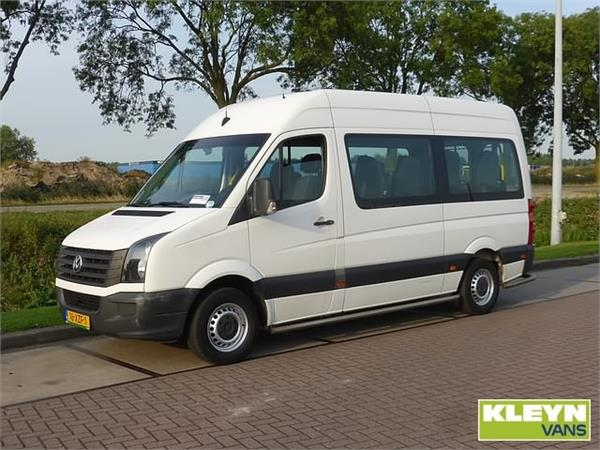 Volkswagen Crafter 2.0 2012 photo - 6