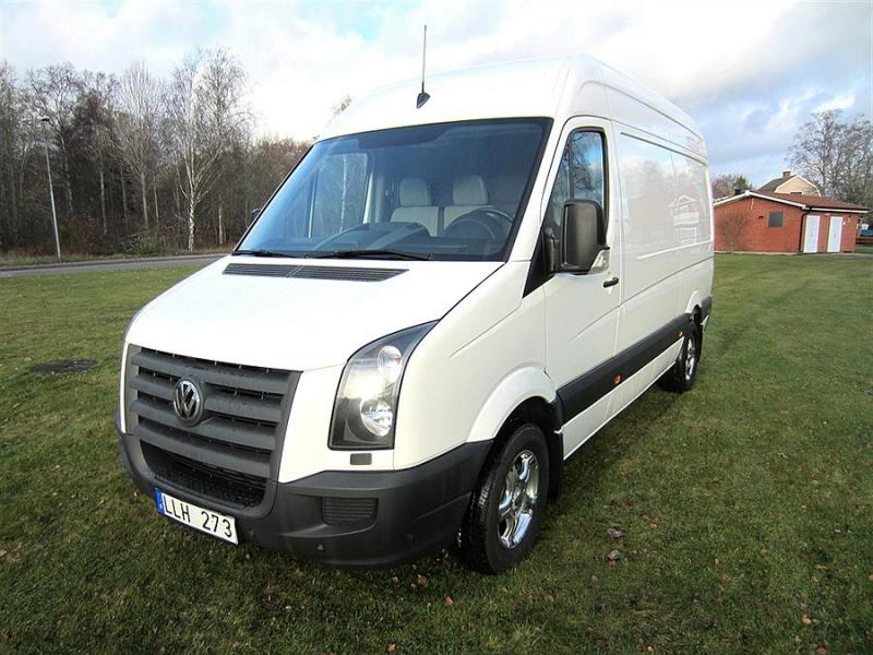 Volkswagen Crafter 2.5 2007 photo - 1