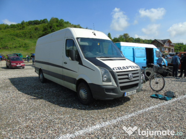 Volkswagen Crafter 2.5 2007 photo - 11