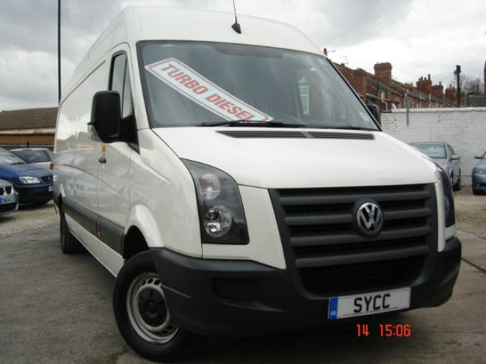 Volkswagen Crafter 2.5 2007 photo - 12