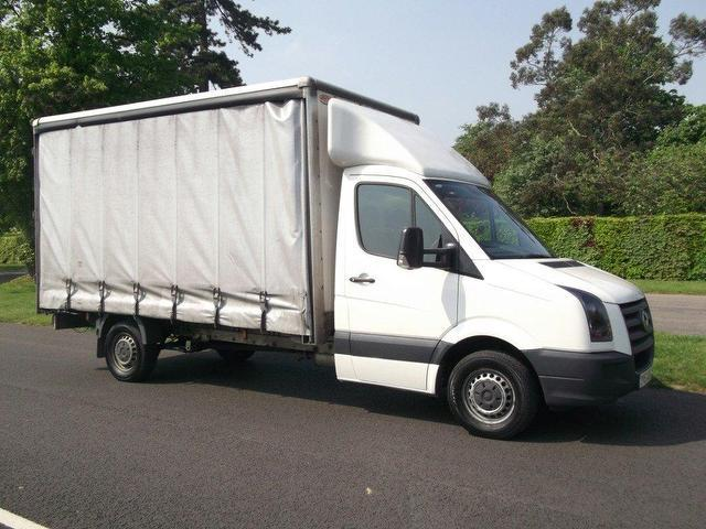 Volkswagen Crafter 2.5 2007 photo - 2