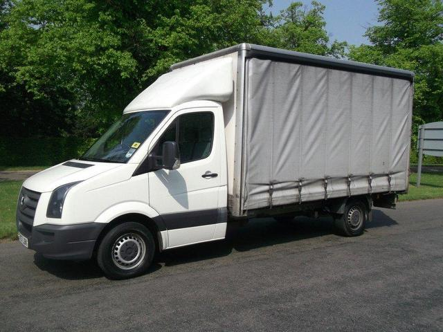 Volkswagen Crafter 2.5 2007 photo - 3